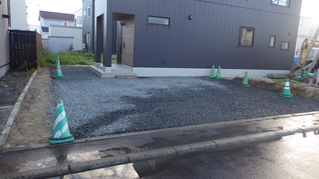 庭 工事 札幌