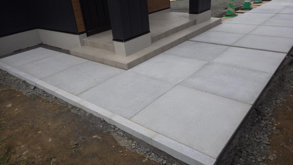 コンクリート平板 大判 札幌